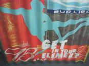 BUD LIGHT Sign WALL SIGN SURFING